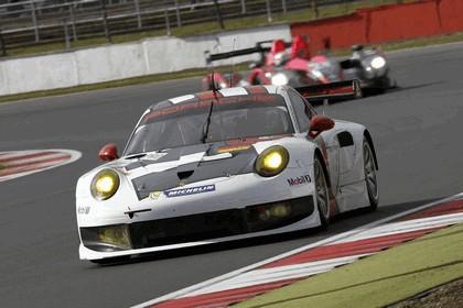 2013 Porsche 911 ( 991 ) RSR - WEC - Silverstone 5