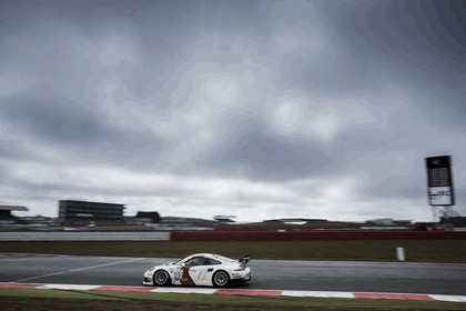 2013 Porsche 911 ( 991 ) RSR - WEC - Silverstone 14