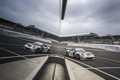 2013 Porsche 911 ( 991 ) RSR - WEC - Silverstone 20