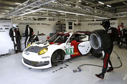 2013 Porsche 911 ( 991 ) RSR - WEC - Silverstone 22