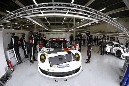 2013 Porsche 911 ( 991 ) RSR - WEC - Silverstone 24
