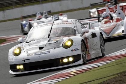 2013 Porsche 911 ( 991 ) RSR - WEC - Silverstone 29