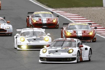 2013 Porsche 911 ( 991 ) RSR - WEC - Silverstone 39