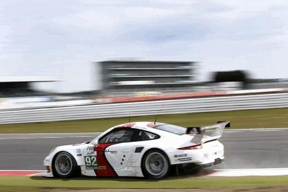 2013 Porsche 911 ( 991 ) RSR - WEC - Silverstone 44