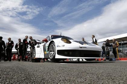 2013 Porsche 911 ( 991 ) RSR - WEC - Silverstone 45