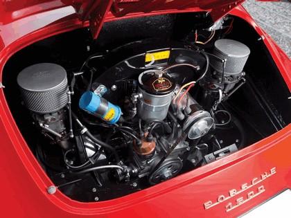 1955 Porsche 356 Speedster by Reutter 10