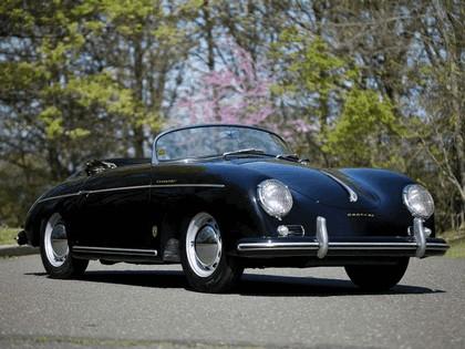 1955 Porsche 356 Speedster by Reutter 14