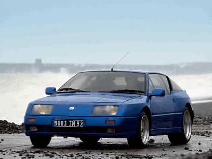 1990 Alpine GTA V6 Turbo Le Mans 1