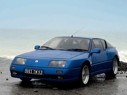 1990 Alpine GTA V6 Turbo Le Mans 2