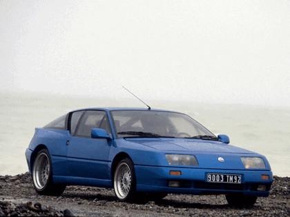 1990 Alpine GTA V6 Turbo Le Mans 4