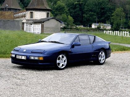 1991 Alpine A610 2