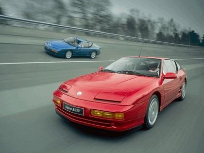 1991 Alpine A610 3