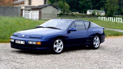1991 Alpine A610 1