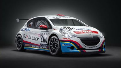 2013 Peugeot 208 GTi Sport 1