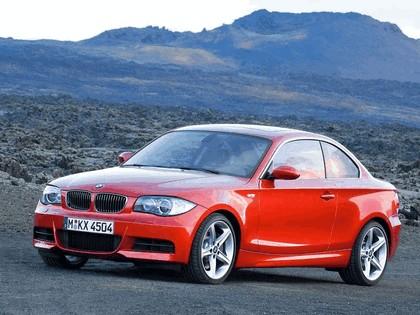 2007 BMW 135i coupé 10