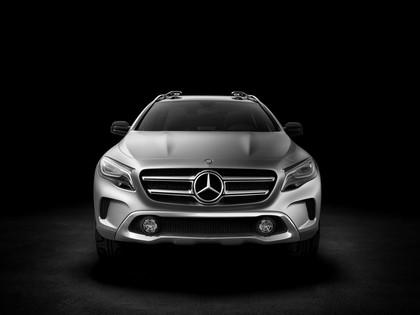 2013 Mercedes-Benz GLA concept 1
