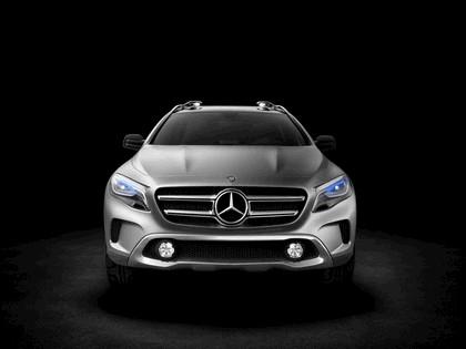 2013 Mercedes-Benz GLA concept 4