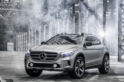 2013 Mercedes-Benz GLA concept 20