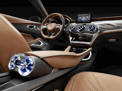 2013 Mercedes-Benz GLA concept 35