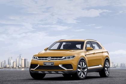 2013 Volkswagen CrossBlue Coupé 6