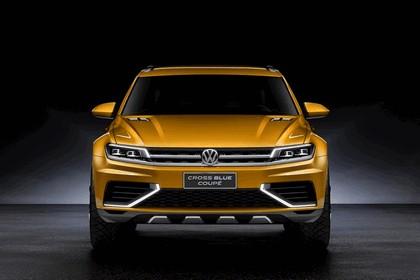 2013 Volkswagen CrossBlue Coupé 9