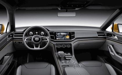 2013 Volkswagen CrossBlue Coupé 13