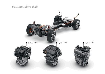 2013 Volkswagen CrossBlue Coupé 18
