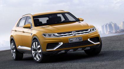 2013 Volkswagen CrossBlue Coupé 2