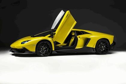 2013 Lamborghini Aventador LP 720-4 50mo anniversario 1