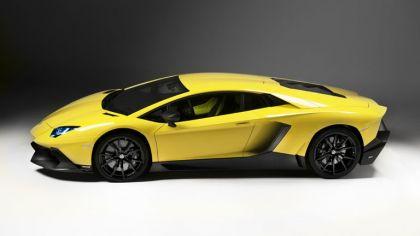 2013 Lamborghini Aventador LP 720-4 50mo anniversario 2