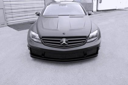 2013 Mercedes-Benz CL500 Premium Black Matte Edition by Famous Parts 2