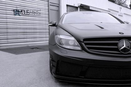2013 Mercedes-Benz CL500 Premium Black Matte Edition by Famous Parts 3