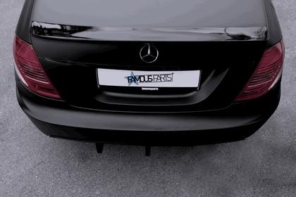 2013 Mercedes-Benz CL500 Premium Black Matte Edition by Famous Parts 5