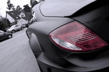 2013 Mercedes-Benz CL500 Premium Black Matte Edition by Famous Parts 6