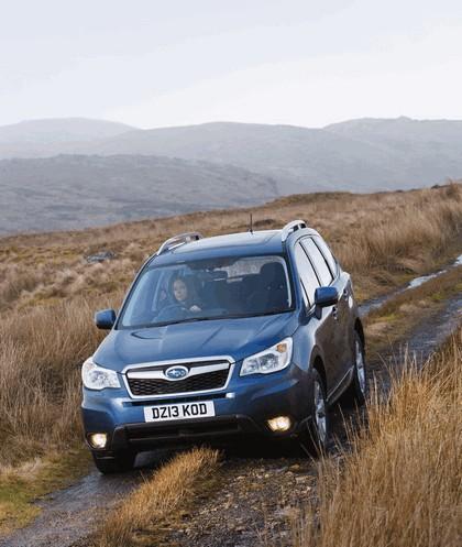 2013 Subaru Forester XT - UK version 1