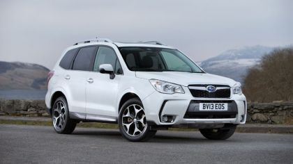 2013 Subaru Forester XT - UK version 8