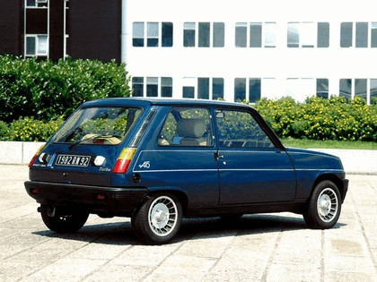 1982 Renault 5 Alpine Turbo 2