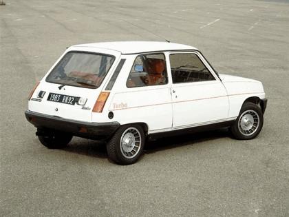1982 Renault 5 Alpine Turbo 4