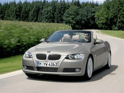 2007 BMW 335i convertible 2