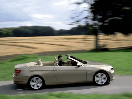 2007 BMW 335i convertible 6