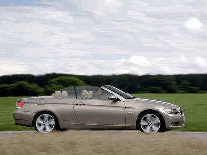 2007 BMW 335i convertible 7