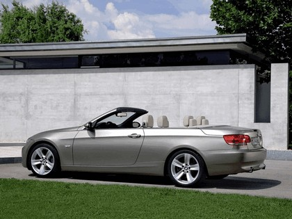 2007 BMW 335i convertible 10