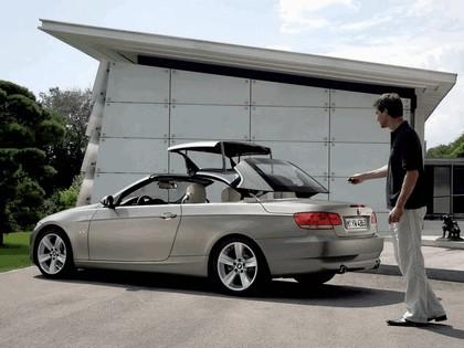 2007 BMW 335i convertible 15