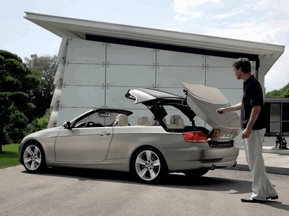 2007 BMW 335i convertible 17