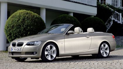 2007 BMW 335i convertible 9