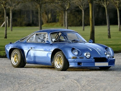 1971 Alpine A110 1300 Group 4 1