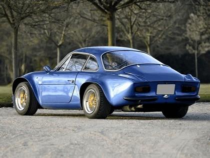 1971 Alpine A110 1300 Group 4 2