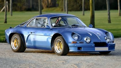 1971 Alpine A110 1300 Group 4 8