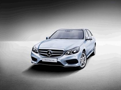 2013 Mercedes-Benz E-klasse ( W212 ) LWB - China version 2