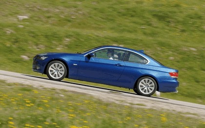 2007 BMW 335i coupé 152